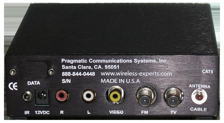 TUNR-1: Mini TV/CATV Tuner